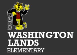 Washington Lands Elementary School Logo With Name