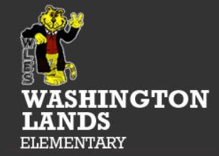 Washington Lands Elementary School Logo With Name