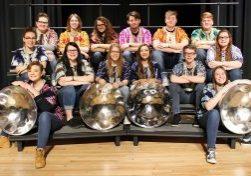 2017 X Ensemble JM Steel Drum Band Picture