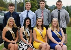 "Cameron High School Homecoming events begin Monday. Next week students will participate in grade-level competitions, themed dress-up days and a closing ""Blue and Gold"" celebration pep rally Friday afternoon."