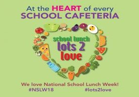 To recognize the National School Lunch Program and the 30 million children it serves every day, Marshall County Schools is celebrating National School Lunch Week.