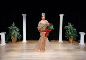 Jewell Kesselring was named the 2019 John Marshall High School Queen of Queens during the annual pageant Friday evening.