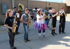 Camer High School Band has been chosen the WTRF - C.A. House Band of the Week.