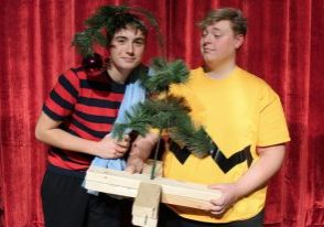 The holiday television classicA Charlie Brown Christmascomes alive on the John Marshall High School Center for Performing Arts stage in Glen Dale in a new production of the theatrical adaptation.