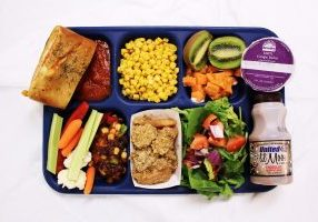 Food Tray Picture
