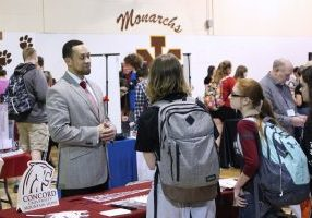 JM College and Career Fair Pic 1
