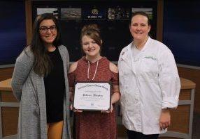 NTHS Scholarship Whipkey Pic