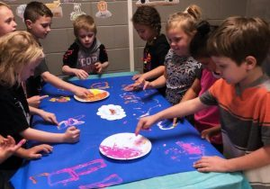 Jumpstart's Read for the Record national event was held on Thursday, October 25, 2018. However, Marshall County Schools celebrated the campaign for multiple days so all Pre-K through second grade students could participate.