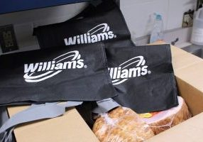 For the second year, Williams made the holiday season a little merrier and brighter for local school students. The Marshall County FRN helped to organize a project sponsored by Williams that sought to ensure local children and teens will have food and gift items for Christmas.